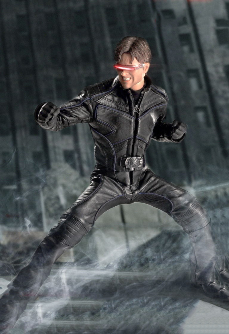 Toys Era 1/6 Scale Action Figure X-MEN Cyclops With The Laser Eye Model Gifts Collections era ed 6 штатив