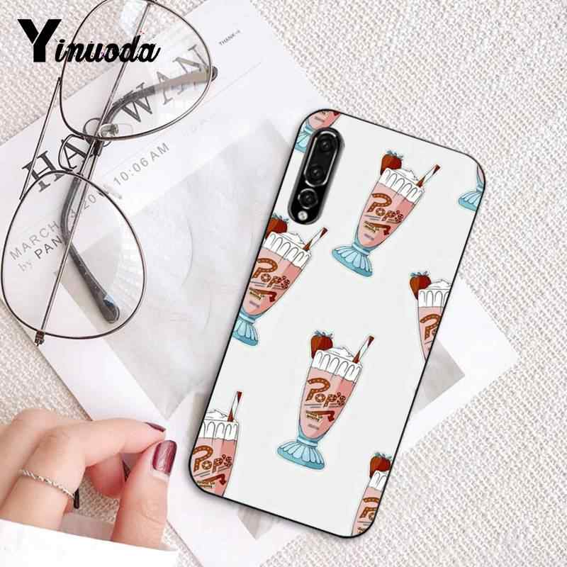 Yinuoda American TV Riverdale Series Cole Sprouse Phone Case for Huawei P9 P10 Plus Mate9 10 Mate10 Lite P20 Pro Honor10 View10