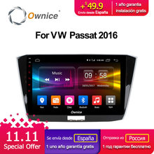 Ownice C500+ G10 10.1″ Android 8.1 Octa 8 Core Car DVD radio Player For Volkswagen PASSAT 2016 2GB RAM 32GB ROM Support 4G SIM
