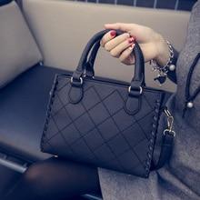 2016 women's spring handbag fashion women's handbag vintage shoulder bag cross-body casual all-match side bag