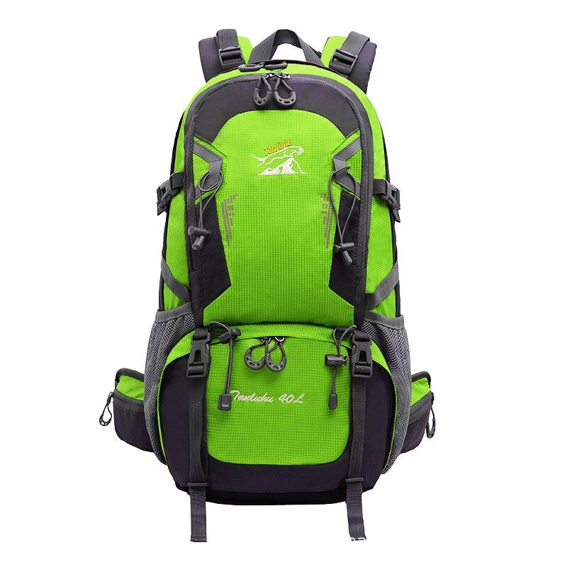 Sports de plein air randonnée Camping sac à dos voyage alpinisme sac grande capacité étanche respirant en acier cadre sac CK308G