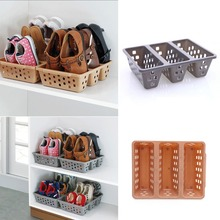 Smart Space-saving Shoes Storage Holders Racks Slippers Boots Clever Organizer Shoe Rack Stand Shelf for Living Room QY15EL098