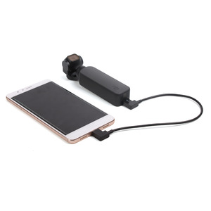 Image 3 - Connect Cable Type C to Type C / Micro USB / IOS for DJI OSMO Pocket Osmo Action Conversion Data Line Accessories Expansion Kit