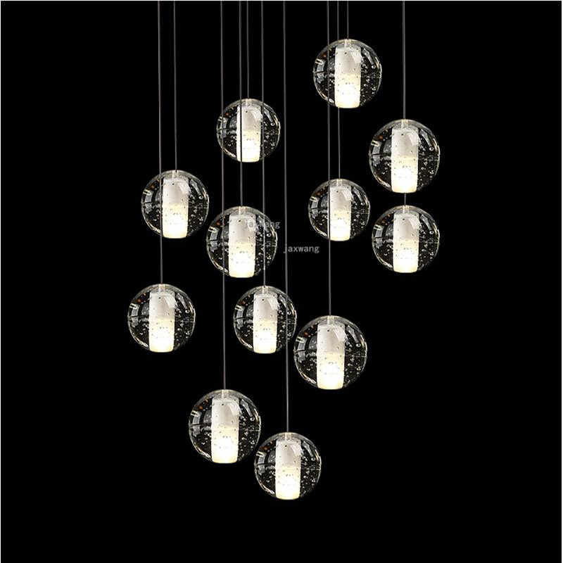 Contemporary LED Light Ceiling Chandelier Chandeliers Lamp Decor Living room Chandelier Lighting Light Fixtures Crystal Lustre