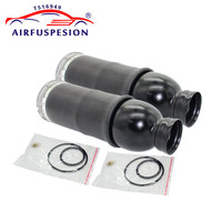 Pair New Front Air Suspension Spring for Audi A6 C5 4B Allroad Quattro 4Z7413031A 4Z7616051D 4Z7616051B 1999-2006