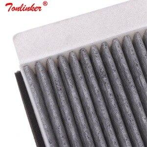 Image 5 - Kabin filtresi A2038300918 Mercedes benz için C CLASS W203 CL203 S203 2001 2011 C180 C200 C30 C320 Model klima filtre