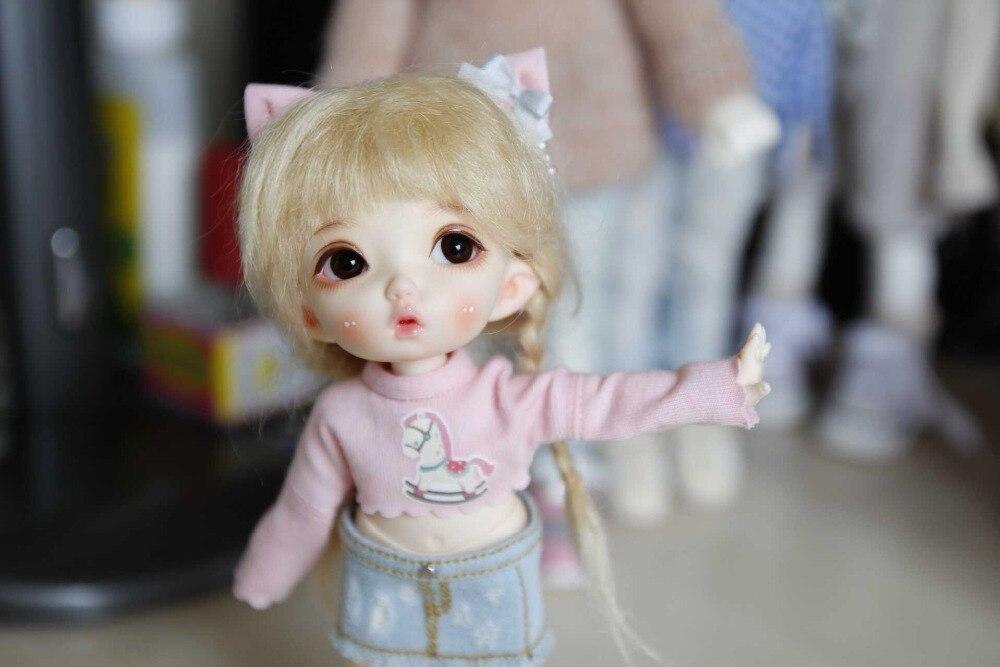 1/8BJD doll Nanuri occhio libero di scegliere il colore degli occhi-in Bambole da Giocattoli e hobby su  Gruppo 3