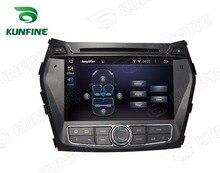 2 GB RAM Octa Core Android 6.0 Navegación Del Coche DVD GPS Reproductor Multimedia Estéreo Del Coche para Hyundai IX45/Santa Fe 2013 2014 Radio