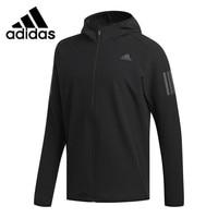 Original New Arrival Adidas RESPONSE JACKET Men's Running Jacket Hooded Sportswear