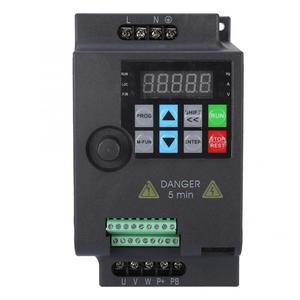 Image 4 - SKI780 VFD Değişken Frekans Dönüştürücü Motor Hız Kontrol 220 V/380 V 0.75/1.5/2.2KW Ayarlanabilir hızlı frekans invertör Yeni