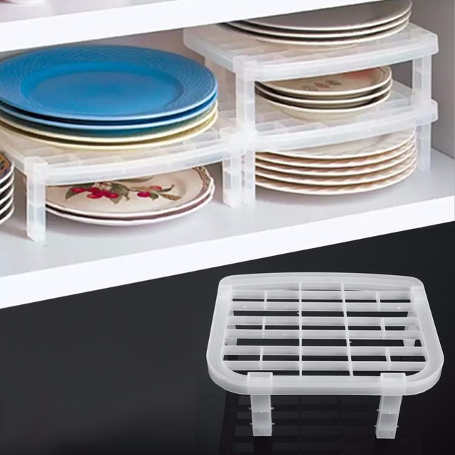 1 pcs Kitchen DIsh Rack Plate draining rack Kitchen Sink Dish Rack Insert Countertop Bathroom Storage & 1 pcs Kitchen DIsh Rack Plate draining rack Kitchen Sink Dish Rack ...