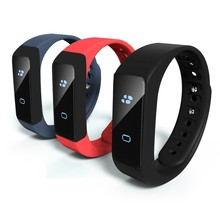 I5 Smart Bracelet IP65 waterproof Bluetooth 4.0 Health Wristband Touch Screen Smart Wristband for Android IOS