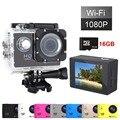GOLDFOX SJ 4000 WI-FI Sem Fio À Prova D' Água Esportes DV 1080 P Ação Mini Câmera de Vídeo Digital 12MP HD Camcorder Carro