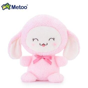 Мягкие игрушки для девочек Metoo 6