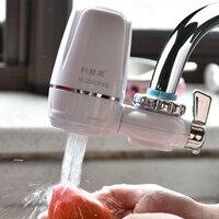 水フィルター家庭用キッチン健康ハイテク活性炭タップ蛇口水フィルター清浄用飲料フィルトロフィー