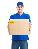 DHL Fedex EMS shipping cost remote fee register fee scn coding fee before order please contact sales