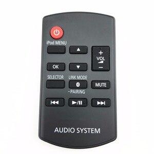 Image 2 - A distanza di controllo adatto per panasonic bluetooth audio sistema di rak sc989zm SC HC05 SA HC05 controller