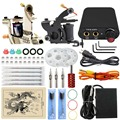 ITATOO Tattoo Kit Cheap Tattoo Machine Set Kit Tattooing Machine Gun Tattoo Supplies For Jewelry Weapon Professional TN1005-10D
