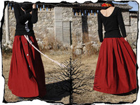 s0001 женщины в Boom стиль обычный заказ Len line юбка
