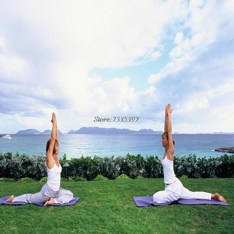 afvallen yoga