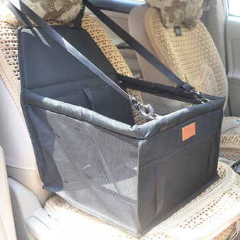 Double Thick  Travel Accessories  Mesh Hanging Bags Folding  Pet Supplies Waterproof Dog Mat Blanket Safety  Pet Car Seat Bag 2