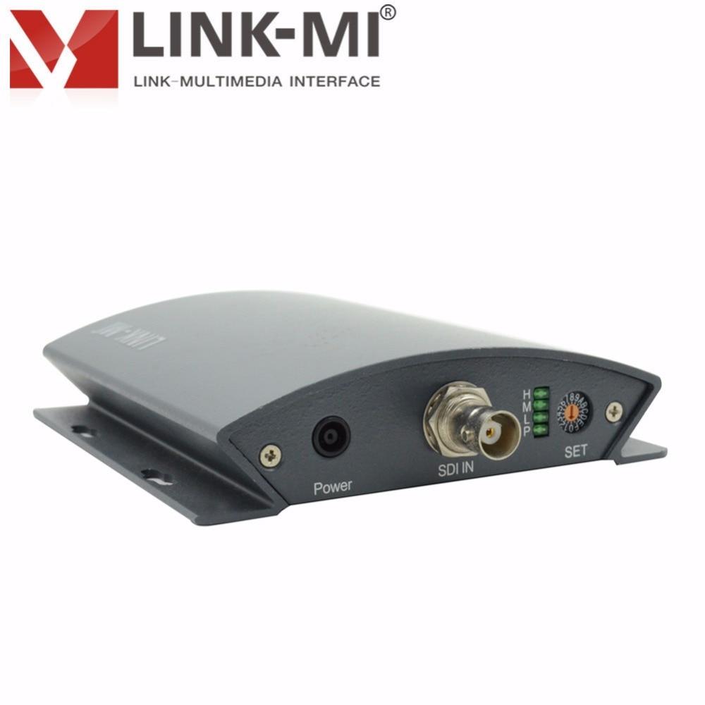 LINK MI LM PSD14 Broadcast Pro 1x4 SD/HD/3G SDI Splitter Verdeelt 1 SDI In te 4 SDI Out - 2