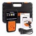 100% Оригинал Foxwell NT624 Автомастер Pro Диагностический Инструмент Универсальный Автомобиль Все Системы Сканер Двигатель Трансмиссия ABS, Подушка Безопасности