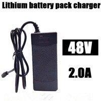 Chargeur de batterie au lithium série 13, 48 V 2a, 54.6 V 2, courant constant, pression constante, avec arrêt automatique