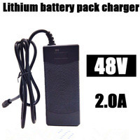 48 V 2A charger 13 Series lithium battery charger 54.6 V 2 constant current constant pressure and is full of auto-Stop