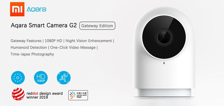 xiaomi mijia aqara smart camera G2