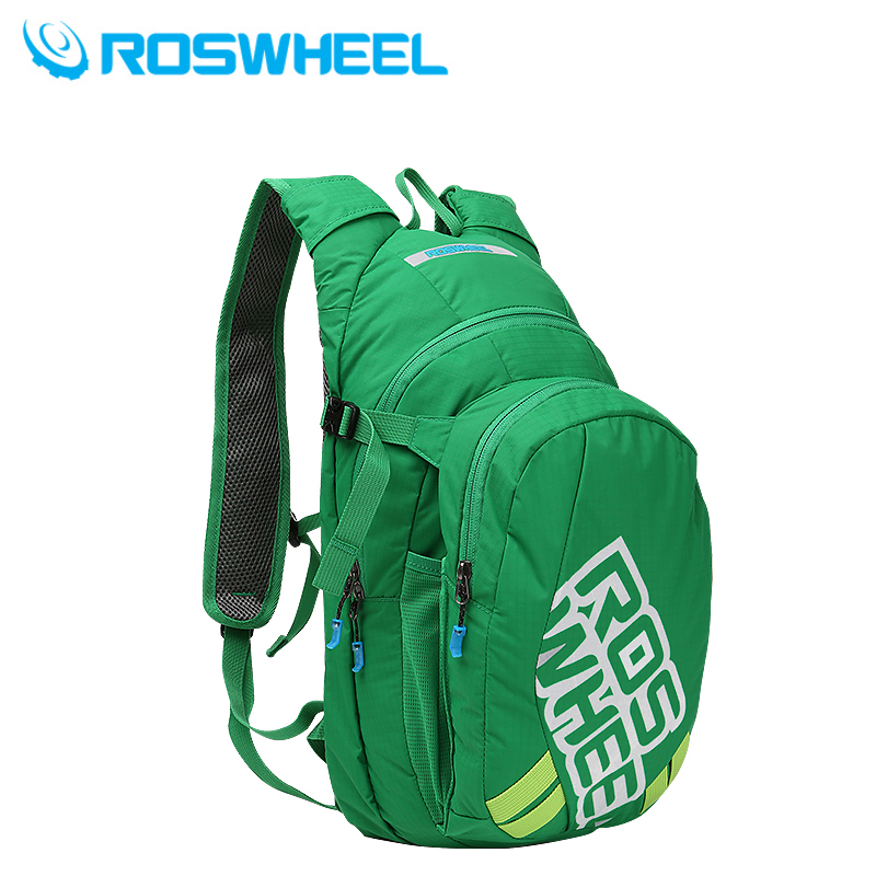 Roswheel Bicycle Bike Bag Rucksacks Packsack Road Cycling Bag Knapsack Riding Running Sport Backpack Ride Pack Bicycle Bags 18l outdoor professional cycling backpack riding rucksacks bicycle road bag bike knapsack sport camping hiking backpack
