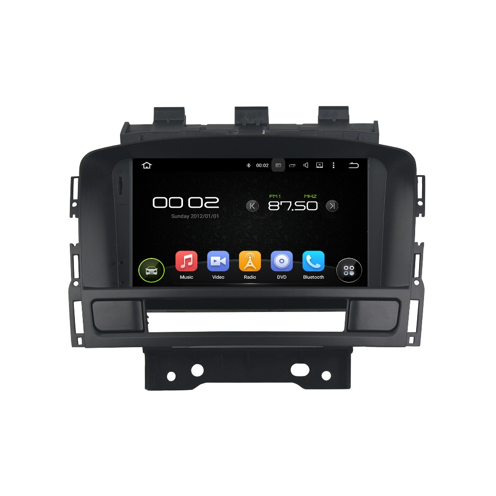 7 Separate Octa core Android 6 0 Car Multimedia Player For BUICK Excelle GT XT 2011