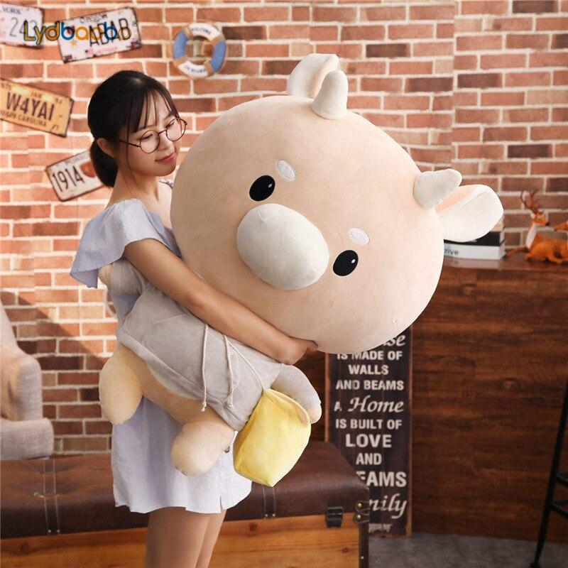 1pc géant TV belle ce qui ne va pas avec secrétaire Kim dur Caw Pet poupée en peluche coréen drame vache en peluche enfant jouet cadeau d'anniversaire