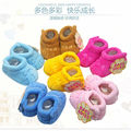 SH001 New arrival baby shoes newborn baby girl first walker sapato infantil toddler shoes baby winter shoes