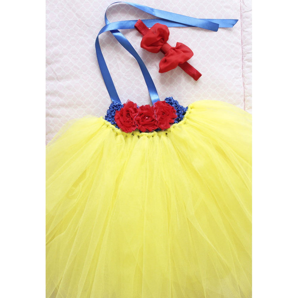 Snow white newborn dresses