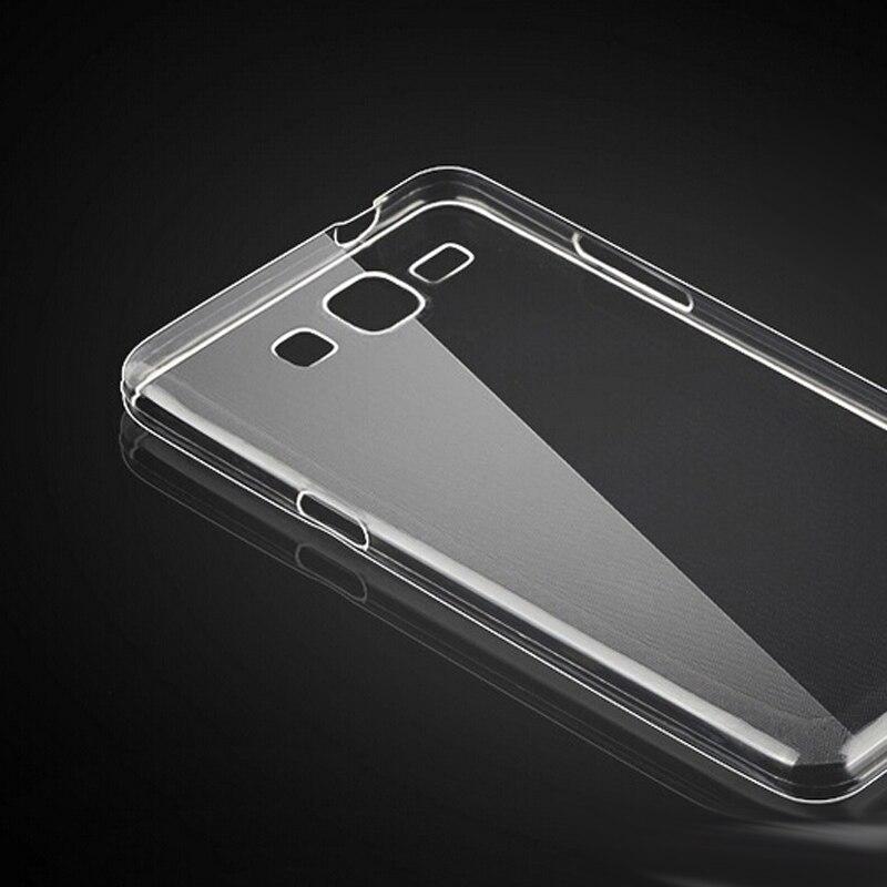 Новый 0.3 мм прозрачный ультра тонкий мягкий ТПУ Силиконовая сотовый телефон Обложка кожа чехол для Samsung Galaxy J5 чехол j500 j500f