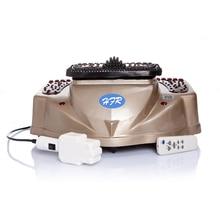 HealthForeverBrand Wireless Control Leg Infrared Electric Voice Digital Foot Luxury Blood Circulation Massage Machine