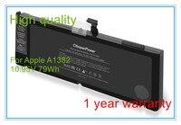 A1382 노트북 배터리 15