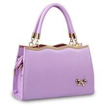 Luxury PU Leather Handbags Women