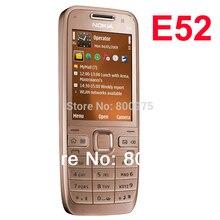 Мобильный телефон Nokia E52, Bluetooth, Wi-Fi, gps, E52, 3g, мобильный телефон, русская клавиатура, арабская клавиатура и один год гарантии