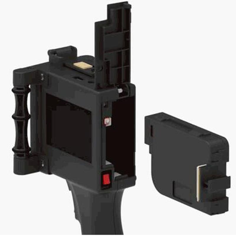 600DPI Touch Screen Handheld printer USB QR code Inkjet Printer Coding Machine print For code/bar code/date