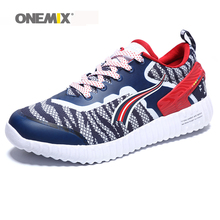New ONEMIX lovers sport shoes adult shoes for men women retro running shoes Outdoor male sneaker free shipping