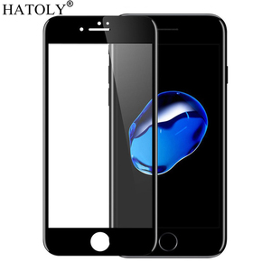 2PCS Tempered Glass For iPhone