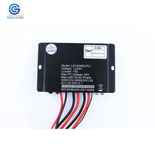LS102460LPLI PWM EPever 10A 12V 24V Lithium Battery Solar Charge Controller Solar Panel Regulator Use For Landscape Lighting tracer2606bp new bp series mppt epever solar controller charging regulator for lithium battery apply use 10a 10amp