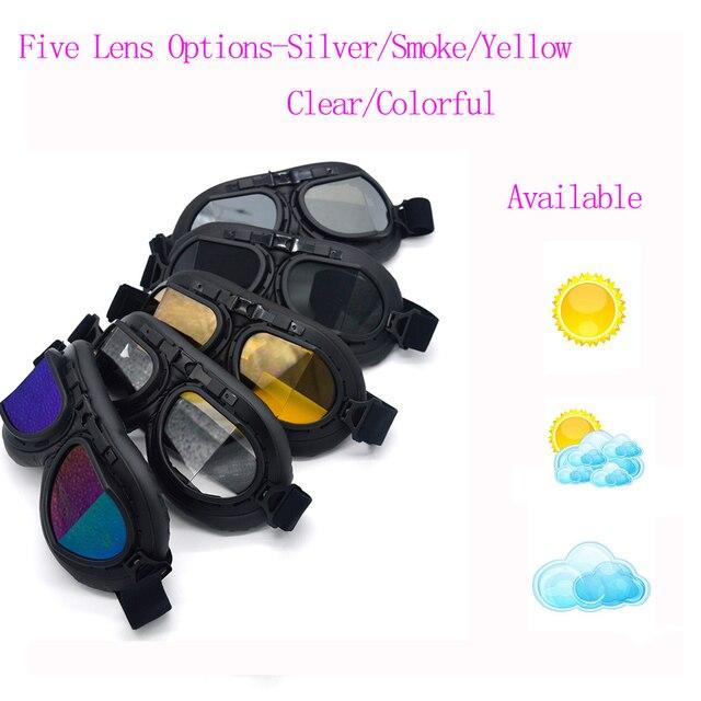 Vintage Retro Goggles  2