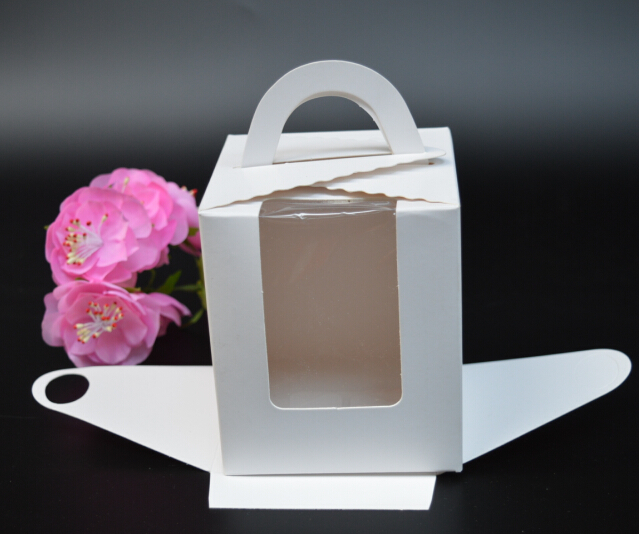 Online Buy Wholesale plastic window box gift from China plastic ...