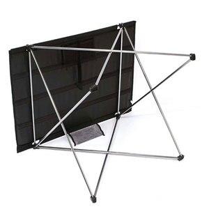 Image 3 - Draagbare Opvouwbare Klaptafel 4 naar 6 Mensen Bureau Camping BBQ Wandelen Outdoor Picknick 7075 Aluminium Ultra licht tafel