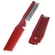 Fashion Salon Antiestático Peinar Plegable Peluquería Hair Brush Comb nuevo de las mujeres El Envío Libre