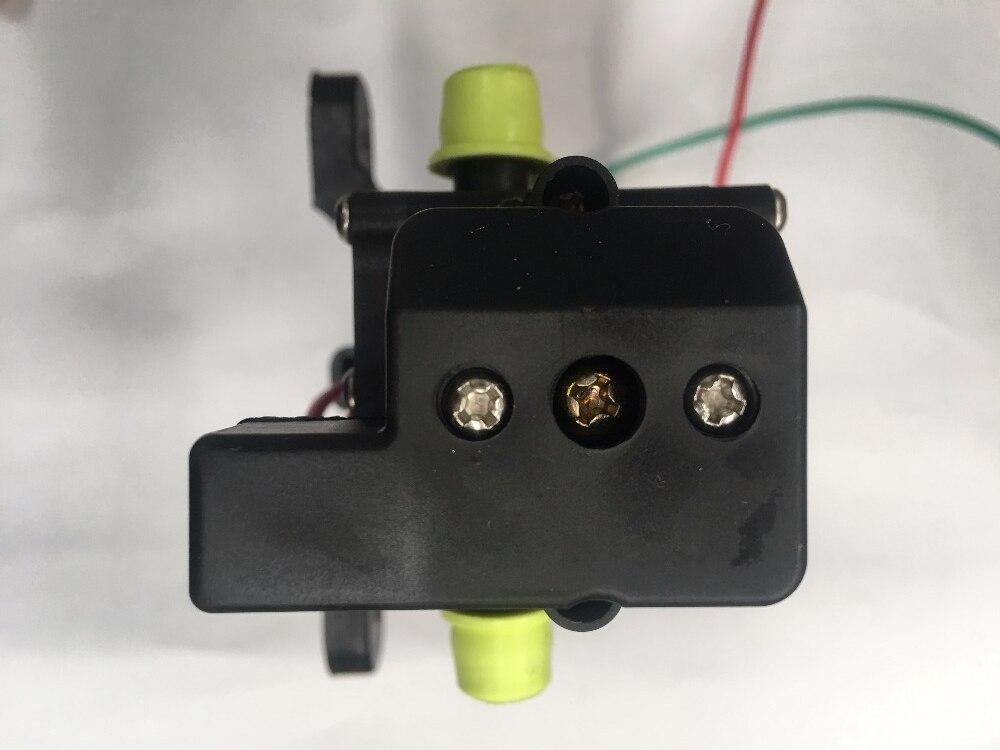 Pompë e re DC 12V 36W 0.8MPA 4L / MIN Mikro diafragmë Pompë Mini - Produkte kopshti - Foto 3