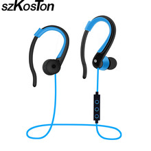 Wireless Bluetooth Earphone Sport Running Stereo Music Earbuds With Microphone Auriculares Super Bass Headset For Smartphones